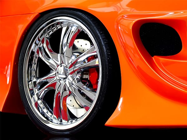 The Waynes Automotive Center Guide to Custom Wheels