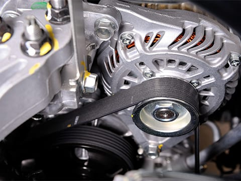 Serpentine Belt Service at Waynes Automotive Center in Reno