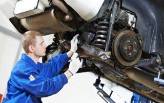 Sparks and Reno Suspension Auto Repair