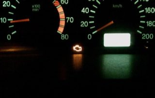 Reno And Sparks Check Engine Light Car Dashboard