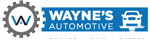 Wayne's Automotive – Sparks & Reno Auto Repair Logo