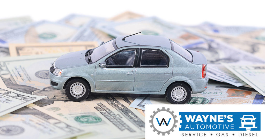 Financing Available at Wayne's Automotive