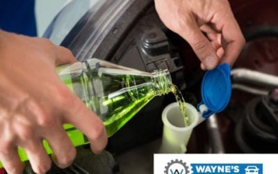 Windshield Washer Fluid Advice For Reno And Sparks Drivers