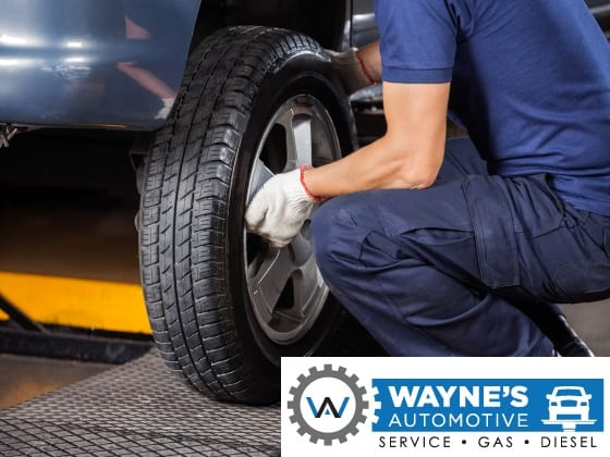 Proper Tire Pressure – Reno and Sparks Slow Leak Repair