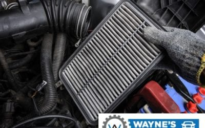 Engine Air Filter Replacement Advice