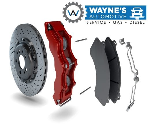 Wayne's Is Your Trusted Reno and Sparks Brake Repair Shop