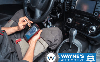 Understanding Engine Control Module Trouble Codes