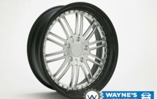 Custom Rim Wayne's Auto Sparks